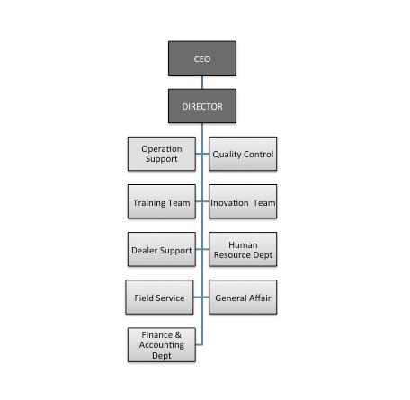 gsi-organization-structure